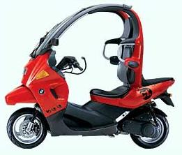 bmw c1 c 1 rot motorroller 1 18 welly modellmotorrad. Black Bedroom Furniture Sets. Home Design Ideas